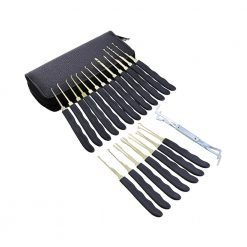 GOSO 24 Pieces Beginner Lock Pick Set