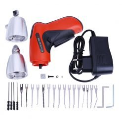 KLOM Electric Pick Gun PLUS with Carry Case