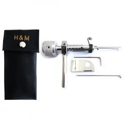 H&M Mul-T-Lock Classic Interactive 5 Pin Pick - Left Side